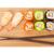 sushis · rouler · isolé · blanche · alimentaire · poissons - photo stock © karandaev