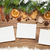 christmas photo frames tree spices and cookies stock photo © karandaev