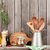 kitchen utensils herbs and spices on shelf stock photo © karandaev