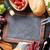 ワイン · ブドウ · チーズ · ソーセージ · 赤 · 白ワイン - ストックフォト © karandaev