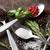 ervas · colheres · erva · tempero · carvalho - foto stock © karandaev