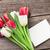 kartkę · z · życzeniami · kwiaty · ogród · tekstury · górę - zdjęcia stock © karandaev