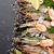 льда · рыбы · солнце · морем · оранжевый - Сток-фото © karandaev
