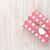 vintage gift box over white wooden table stock photo © karandaev