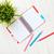таблице · карандашей · телефон · цветы - Сток-фото © karandaev