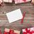 Рождества · деревянный · стол · Top · мнение - Сток-фото © karandaev
