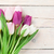 カラフル · チューリップ · 花束 · 木製 · 壁 · イースター - ストックフォト © karandaev