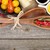 otlar · baharatlar · domates · peynir · ahşap · masa · bo - stok fotoğraf © karandaev