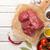 sığır · eti · yanaklar · güveç · yeşil · baharatlar · gıda - stok fotoğraf © karandaev