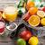 yaz · narenciye · meyve · içmek · ahşap - stok fotoğraf © karandaev