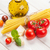 malzemeler · İtalyan · makarna · spagetti · domates · fesleğen - stok fotoğraf © karandaev