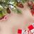 natal · neve · decoração · caixas · de · presente · cópia · espaço - foto stock © karandaev