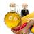 olive oil vinegar tomatoes and pasta stock photo © karandaev