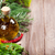 新鮮な · 庭園 · ハーブ · スパイス · 木製のテーブル · 先頭 - ストックフォト © karandaev