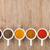 различный · специи · деревянный · стол · группа · красный · перец - Сток-фото © karandaev
