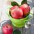 olgun · kırmızı · elma · ışık · sağlıklı · gıda · bo - stok fotoğraf © karandaev