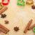 sem · costura · natal · bolinhos · decorado · bolinhos - foto stock © karandaev