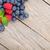 blueberries and raspberries stock photo © karandaev