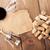 ワイングラス · コークスクリュー · ヴィンテージ · 先頭 · 表示 · スペース - ストックフォト © karandaev