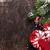 Navidad · nieve · pizarra · espacio · de · la · copia · textura - foto stock © karandaev