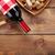 red wine bottle corks and corkscrew stock photo © karandaev
