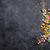 暗い · 緑 · 石 · 先頭 · 表示 · コピースペース - ストックフォト © karandaev