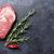 raw beef steak cooking and ingredients stock photo © karandaev