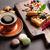 żywności · wafel · tabeli · śniadanie · biały - zdjęcia stock © karandaev