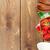 fresh ripe strawberry in bowl and milk stock photo © karandaev
