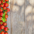 pomodori · basilico · frame · clean · mangiare · pastello - foto d'archivio © karandaev