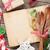 szakács · könyv · kellékek · fa · asztal · karácsony · főzés - stock fotó © karandaev