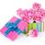 gift box full of pink roses stock photo © karandaev