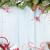 christmas · geschenkdoos · wekker · snoep · riet - stockfoto © karandaev