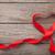 coração · spiralis · amor · médico · vermelho · vidro - foto stock © karandaev
