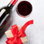 red wine and gift box stock photo © karandaev