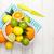 narenciye · meyve · sepet · portakal · limon · üst - stok fotoğraf © karandaev