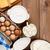 crème · lait · fromages · oeufs · yogourt · beurre - photo stock © karandaev
