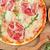 pizza · ham · Italiaans · keuken · studio · restaurant - stockfoto © karandaev