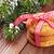 christmas gingerbread cookies and tree branch stock photo © karandaev