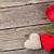 バレンタイン · 心 · バラ · グリーティングカード · ロマンチックな · テンプレート - ストックフォト © karandaev