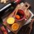 christmas · wijn · ingrediënten · top · boom - stockfoto © karandaev
