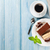 tiramisu · postre · torta · crema · suelo · azúcar - foto stock © karandaev