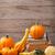 sonbahar · ahşap · masa · kutu · üst · görmek - stok fotoğraf © karandaev