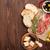 cucina · italiana · ingredienti · rosmarino · olive · olio · d'oliva · legno - foto d'archivio © karandaev