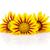 trois · fleurs · isolé · blanche · fleur · médecine - photo stock © karandaev