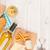 white wine cheese and bread stock photo © karandaev