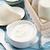 nata · leite · queijo · iogurte · mesa · de · madeira - foto stock © karandaev