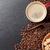 горячей · кофе · черный · Кубок · турецкий · бобов - Сток-фото © karandaev