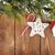 snow fir tree and christmas decor stock photo © karandaev