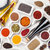 baharatlar · otlar · taş · tablo · üst - stok fotoğraf © karandaev